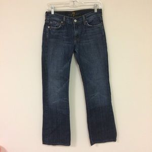 7 For All Mankind | Bootcut Jeans Size 27